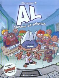 Cover Thumbnail for Al ramène sa science (Albin Michel, 2004 series)