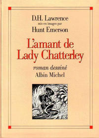 Cover Thumbnail for L'amant de Lady Chatterley (Albin Michel, 1992 series)