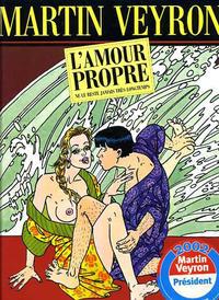 Cover Thumbnail for L'amour propre ne le reste jamais très longtemps (Albin Michel, 1983 series) #[nn] [1998]