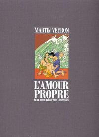 Cover Thumbnail for L'amour propre ne le reste jamais très longtemps (Albin Michel, 1983 series) #[nn] [Limited Edition]