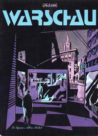 Cover Thumbnail for Ardeur (Albin Michel, 1980 series) #2 - Warschau