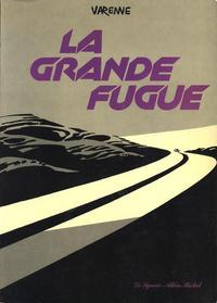 Cover Thumbnail for Ardeur (Albin Michel, 1980 series) #3 - La grande fugue
