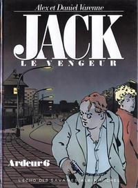 Cover Thumbnail for Ardeur (Albin Michel, 1980 series) #6 - Jack le Vengeur