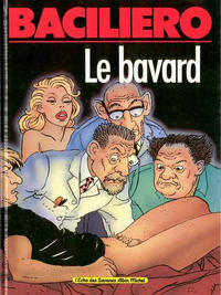 Cover Thumbnail for Le Bavard (Albin Michel, 1988 series)