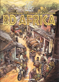 Cover Thumbnail for BD Africa (Albin Michel, 2005 series)