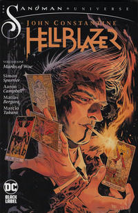 Cover Thumbnail for John Constantine: Hellblazer (DC, 2020 series) #1 - Marks of Woe