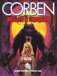 Cover Thumbnail for Belles à Croquer (Albin Michel, 1985 series)