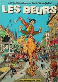 Cover Thumbnail for Les Beurs (Albin Michel, 1985 series)