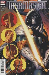 Cover Thumbnail for Taskmaster (Marvel, 2021 series) #1