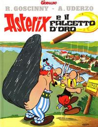 Cover Thumbnail for Supplementi a  Il Giornalino (Edizioni San Paolo, 1982 series) #31/1998 - Asterix e il Falcetto d' Oro