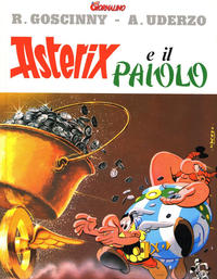 Cover Thumbnail for Supplementi a  Il Giornalino (Edizioni San Paolo, 1982 series) #34/1998 - Asterix e il Paiolo