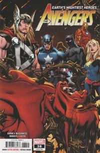 Cover Thumbnail for Avengers (Marvel, 2018 series) #38 (738)