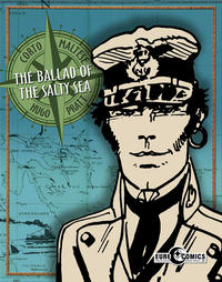 Cover Thumbnail for Corto Maltese (IDW, 2014 series) #2 - The Ballad of the Salty Sea
