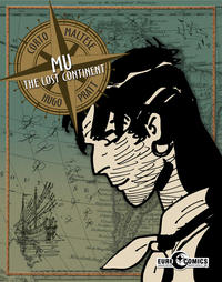 Cover Thumbnail for Corto Maltese (IDW, 2014 series) #12 - Mu, the Lost Continent