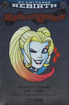 Cover for Harley Quinn (DC, 2016 series) #24 [SDCC Comic Con 2017 Convention Exclusive Silver Foil Cover]