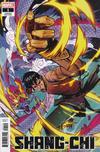 Cover for Shang-Chi (Marvel, 2020 series) #1 [Kim Jacinto]