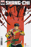 Cover for Shang-Chi (Marvel, 2020 series) #1 [Ben Su]