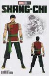 Cover Thumbnail for Shang-Chi (2020 series) #1 [Jim Cheung Design Variant]