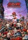 Cover for Storm - Die Chroniken von Rothaar (Splitter Verlag, 2016 series) #5 - Die Riesen des zerborstenen Riffs
