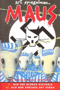 Cover Thumbnail for Maus (Brombergs, 1996 series) #[nn] [Andra upplagan]