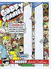 Cover Thumbnail for Goofy Funnies (The Comix Company, 2008 series) #11