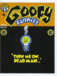 Cover Thumbnail for Goofy Funnies (The Comix Company, 2008 series) #10