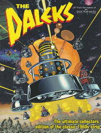 Cover Thumbnail for The Daleks (Panini UK, 2020 series)
