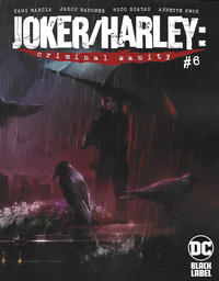 Cover Thumbnail for Joker / Harley: Criminal Sanity (DC, 2019 series) #6 [Francesco Mattina Cover]