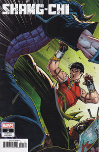 Cover Thumbnail for Shang-Chi (Marvel, 2020 series) #1 [Ron Lim]