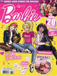 Cover Thumbnail for Barbie (Hjemmet / Egmont, 2016 series) #8/2020