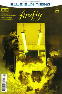 Cover Thumbnail for Firefly (Boom! Studios, 2018 series) #22