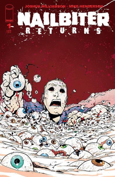 Cover for Nailbiter Returns (Image, 2020 series) #1