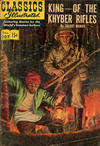 Cover for Classics Illustrated (Gilberton, 1947 series) #107 [HRN 146] - King — of the Khyber Rifles