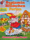 Cover for Benjamin Blümchen Sonderband (Bastei Verlag, 1991 series) #4