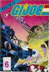 Cover for G.I. Joe (Ledafilms SA, 1987 series) #6