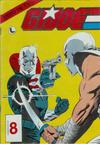 Cover for G.I. Joe (Ledafilms SA, 1987 series) #8