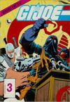 Cover for G.I. Joe (Ledafilms SA, 1987 series) #3