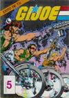 Cover for G.I. Joe (Ledafilms SA, 1987 series) #5