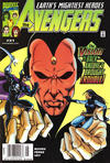 Cover Thumbnail for Avengers (1998 series) #31 [Newsstand]