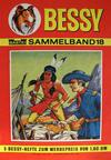 Cover for Bessy Sammelband (Bastei Verlag, 1966 ? series) #18