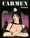 Cover for Carmen (Albin Michel, 1981 series)