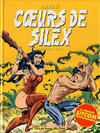 Cover for Coeurs de silex (Albin Michel, 1997 series)