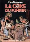 Cover for La coke du führer (Albin Michel, 1987 series)