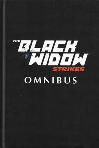 Cover Thumbnail for The Black Widow Strikes Omnibus (Marvel, 2019 series)  [John Tyler Christopher cover]