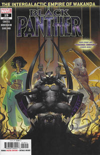 Cover Thumbnail for Black Panther (Marvel, 2018 series) #19 (191)
