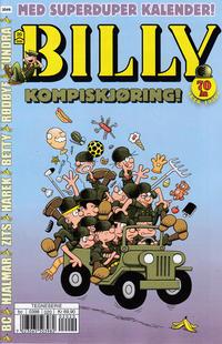 Cover Thumbnail for Billy (Hjemmet / Egmont, 1998 series) #20/2020