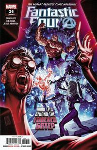 Cover Thumbnail for Fantastic Four (Marvel, 2018 series) #26 (671)