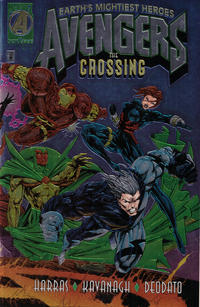 Cover Thumbnail for Avengers: The Crossing (Marvel, 1995 series) #1 [Newsstand]