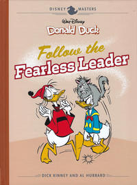 Cover Thumbnail for Disney Masters (Fantagraphics, 2018 series) #14 - Walt Disney's Donald Duck: Follow the Fearless Leader