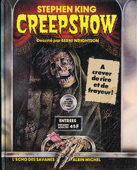 Cover Thumbnail for Creepshow (Albin Michel, 1983 series)